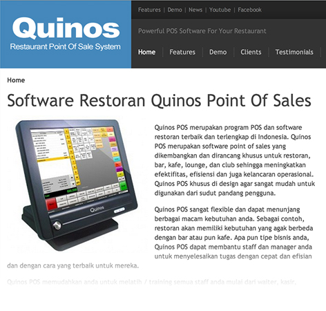 Powerful POS Software For Your Restaurant
